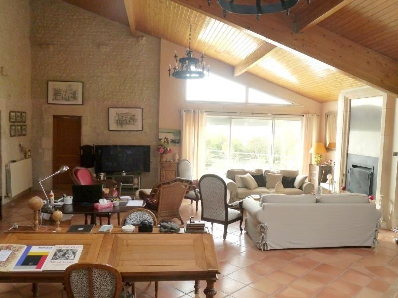 Sale house / villa St dizant du gua 372600€ - Picture 3