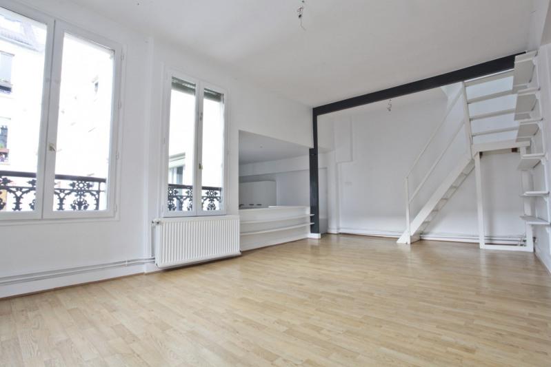 Sale apartment Paris 10ème 700000€ - Picture 1