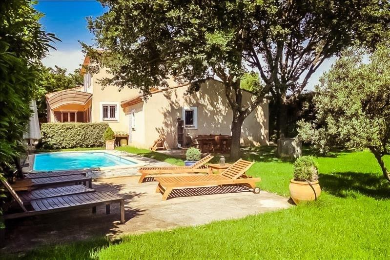 Sale house / villa Pourrieres 520000€ - Picture 1