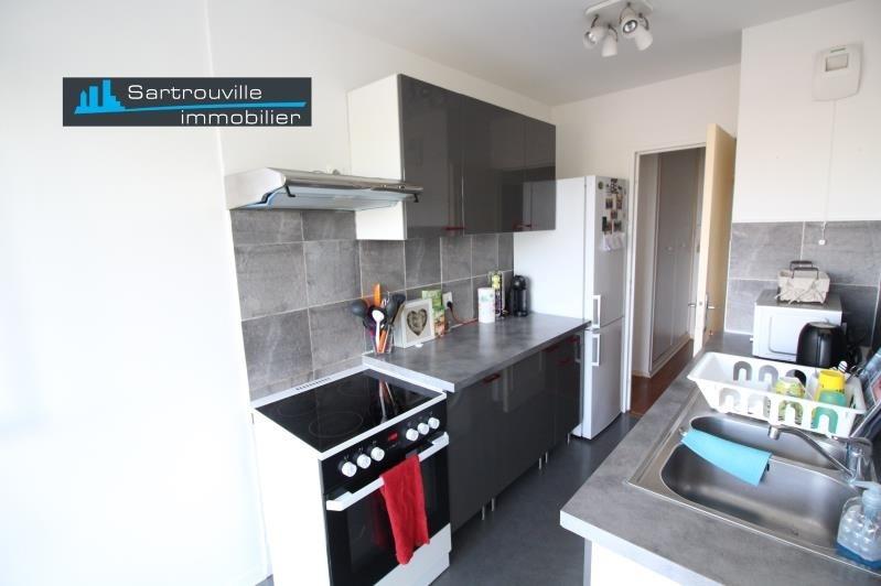 Sale apartment Sartrouville 173000€ - Picture 2