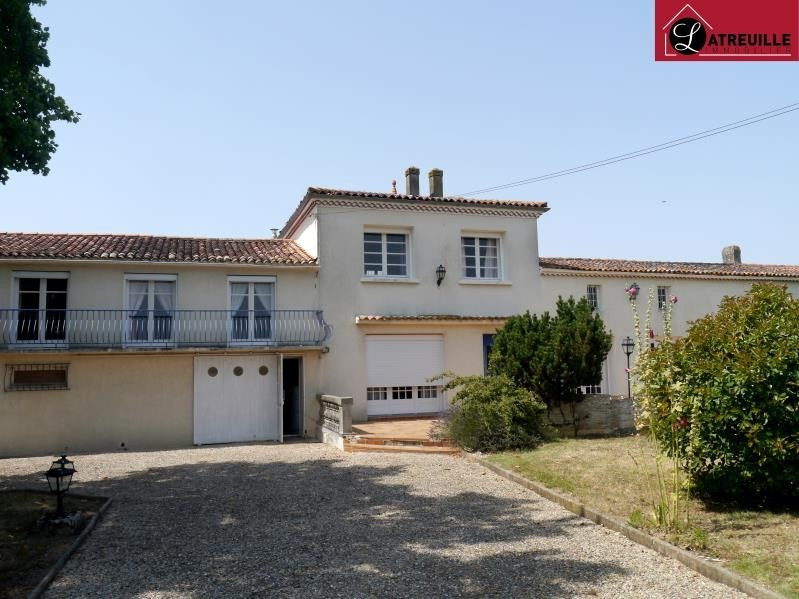 Sale house / villa Gemozac 271 700€ - Picture 1