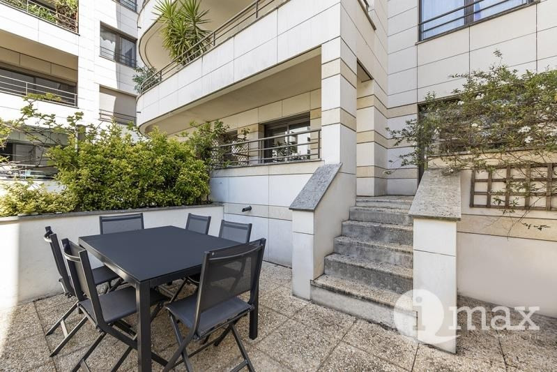 Deluxe sale apartment Levallois 1 230 000€ - Picture 4