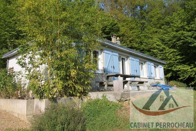 Vente maison / villa La chartre sur le loir 117800€ - Photo 1