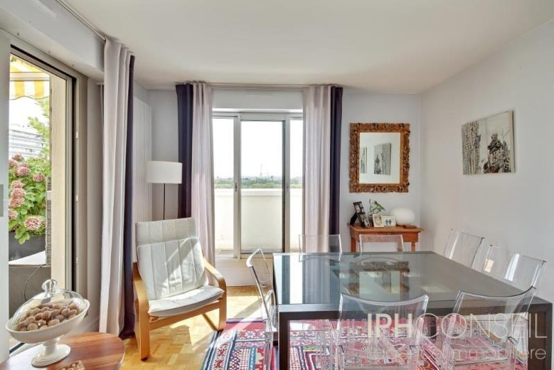 Deluxe sale apartment Puteaux 1 240 000€ - Picture 7