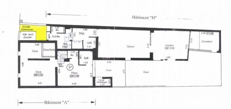 Vente maison / villa Romainville 379000€ - Photo 1