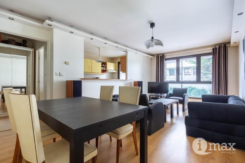 Sale apartment Levallois perret 639000€ - Picture 2
