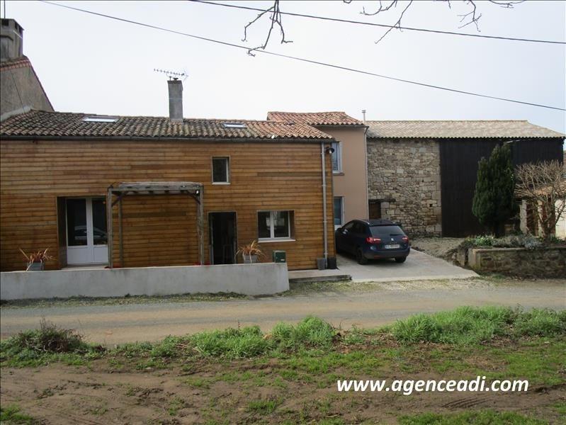 Vente maison / villa Fomperron 120750€ - Photo 1