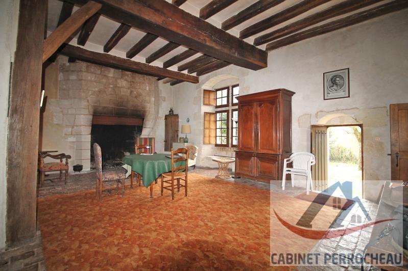 Vente maison / villa La chartre sur le loir 291475€ - Photo 3
