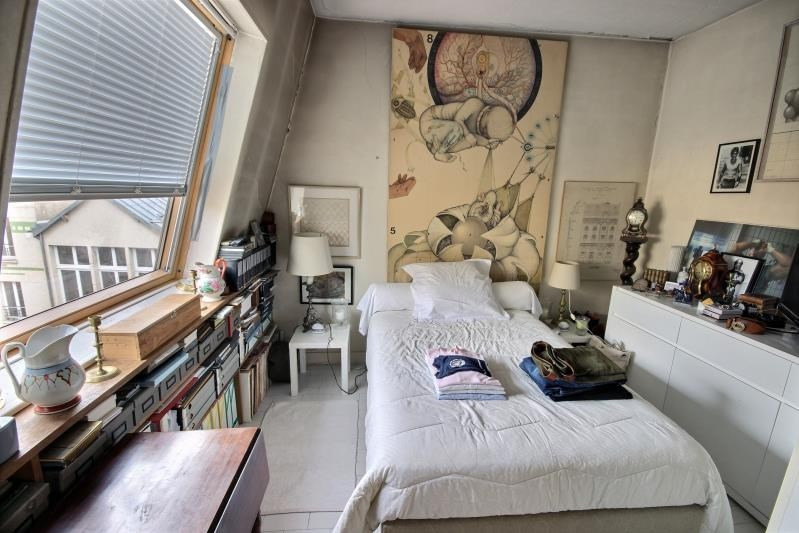 Life annuity apartment Paris 17ème 230 000€ - Picture 4