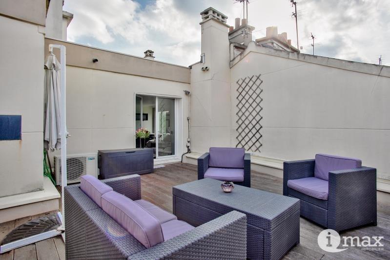 Sale apartment Boulogne billancourt 490000€ - Picture 2