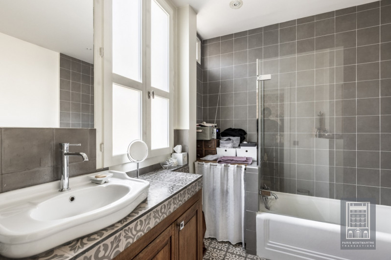 Deluxe sale apartment Paris 18ème 1820000€ - Picture 10