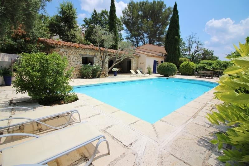 Vente de prestige maison / villa Le tignet 698000€ - Photo 1