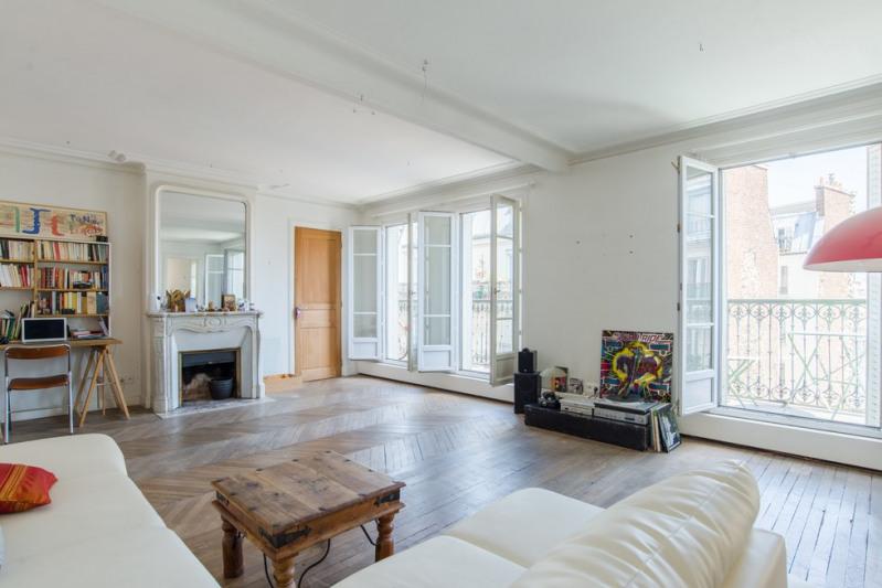 Vente de prestige appartement Paris 10ème 1145000€ - Photo 1