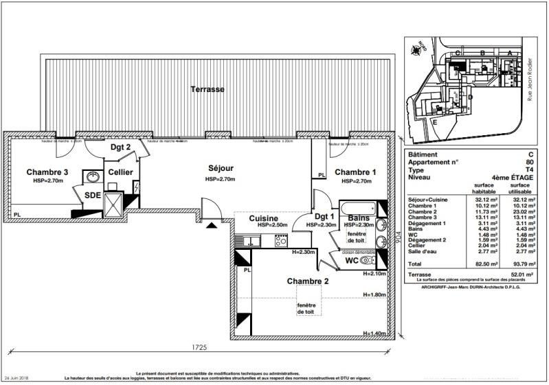Vente appartement Toulouse 285900€ - Photo 9
