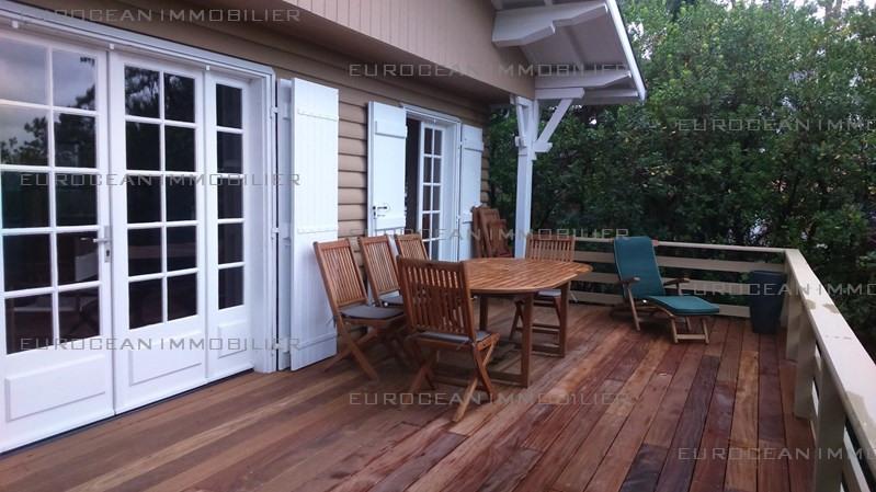 Vermietung von ferienwohnung haus Lacanau 950€ - Fotografie 2