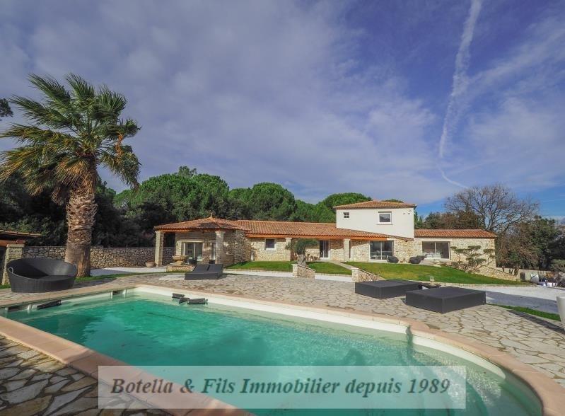 Vente de prestige maison / villa Pujaut 1050000€ - Photo 1