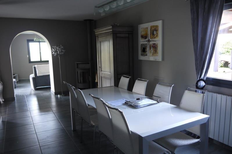 Sale house / villa St prim 497000€ - Picture 9