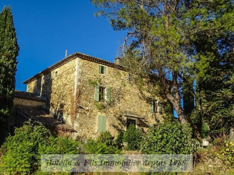 Vente de prestige maison / villa Uzes 474000€ - Photo 1