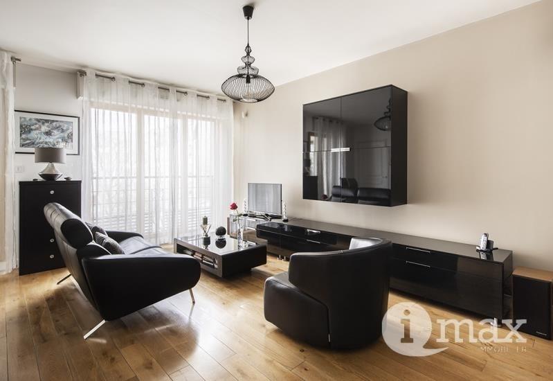 Sale apartment Levallois 595000€ - Picture 1