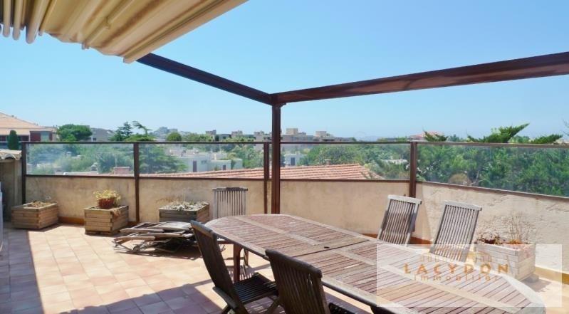 Deluxe sale apartment Marseille 8ème 665000€ - Picture 3