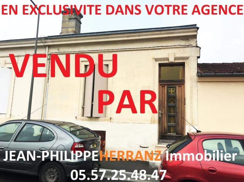 Vente maison / villa Libourne 155 000€ - Photo 1