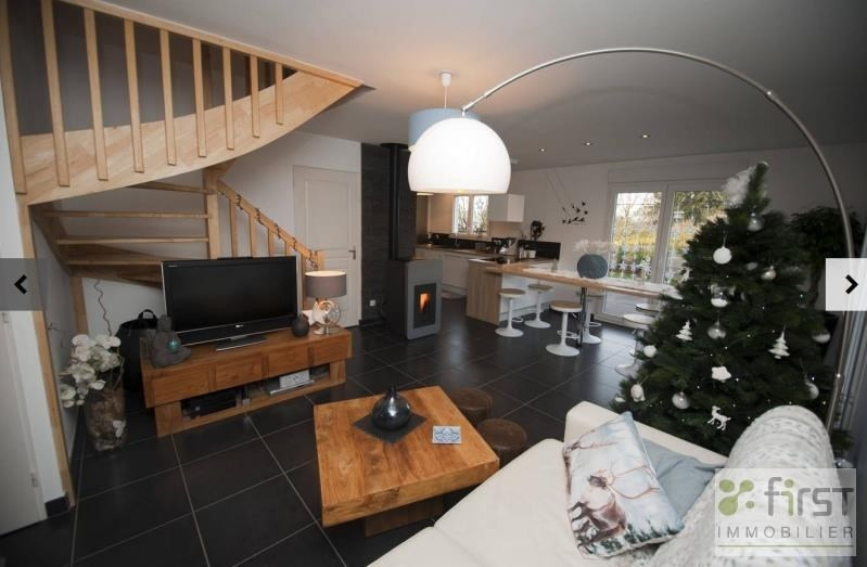 Sale house / villa Monnetier mornex 354900€ - Picture 2