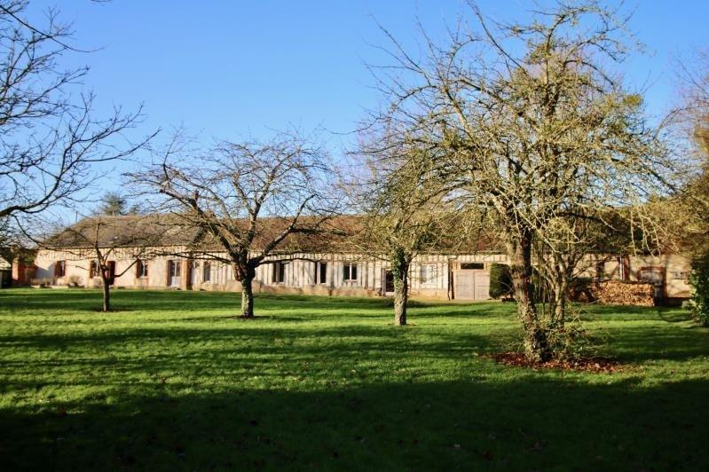 Sale house / villa Breteuil sur iton 275000€ - Picture 1
