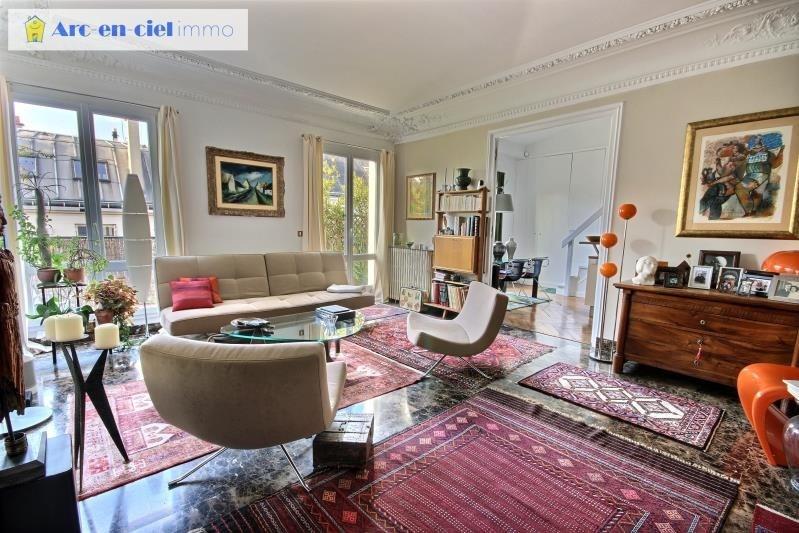 Vente de prestige appartement Paris 9ème 1090000€ - Photo 2