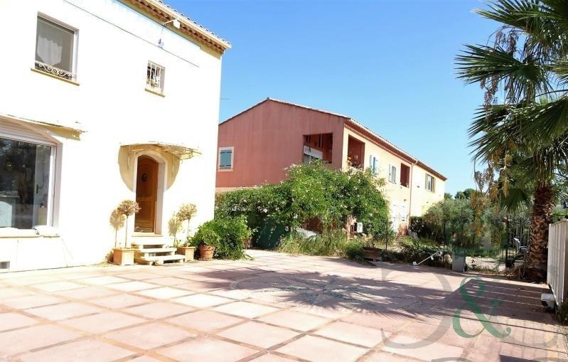 Sale house / villa La londe les maures 395200€ - Picture 1