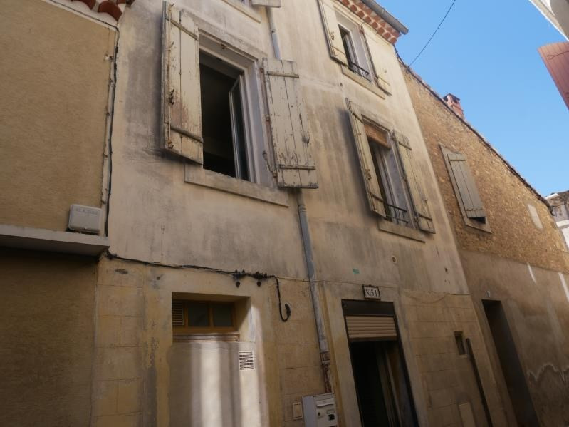 Sale house / villa Maraussan 66000€ - Picture 1