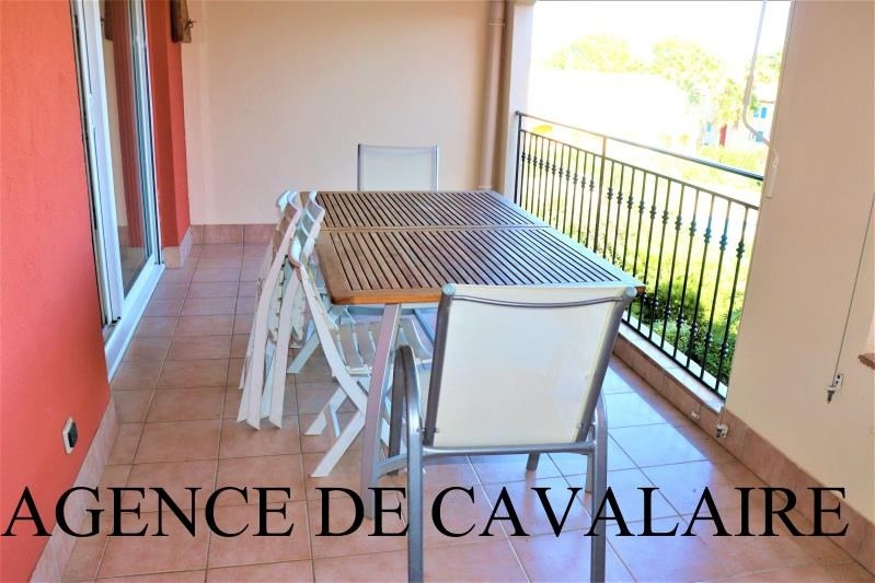 Vente appartement Cavalaire sur mer 339 000€ - Photo 1