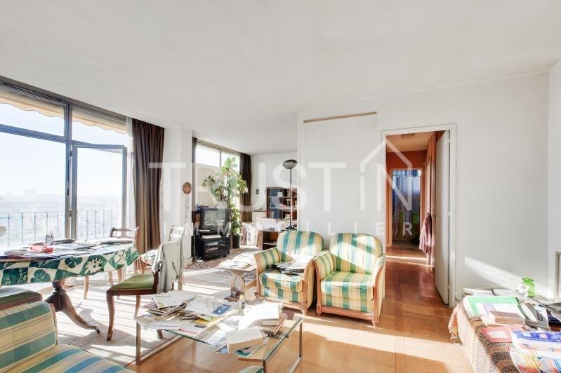 Vente appartement Paris 15ème 628000€ - Photo 2