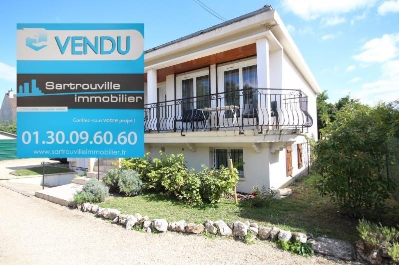 Revenda casa Sartrouville 438900€ - Fotografia 1