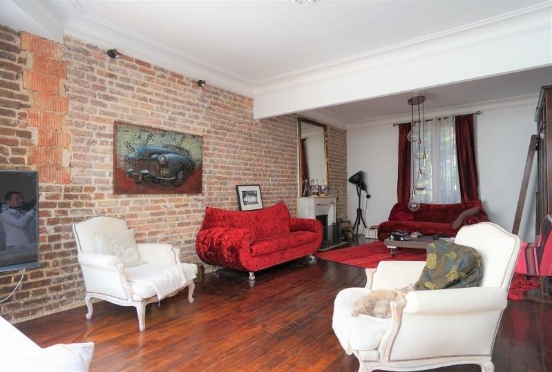 Immobile residenziali di prestigio casa Bois colombes 1442000€ - Fotografia 3