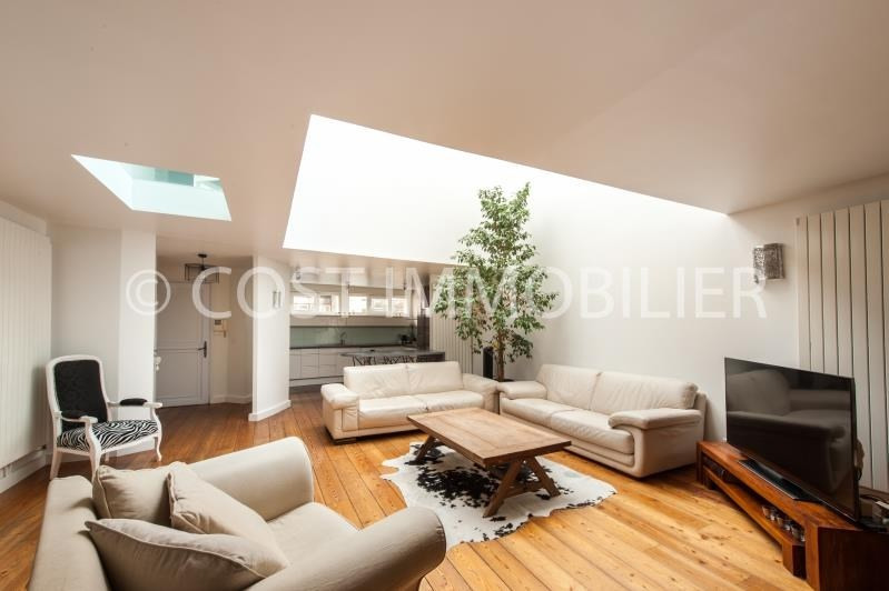 Vente loft/atelier/surface La garenne colombes 890000€ - Photo 6