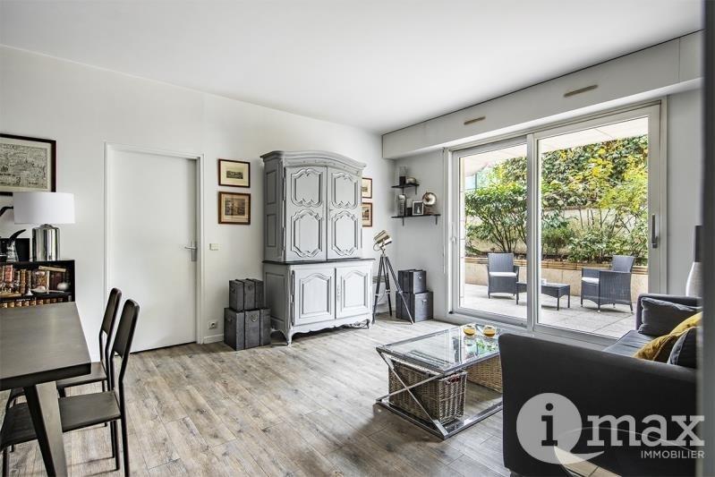 Vente appartement Asnieres sur seine 635000€ - Photo 2
