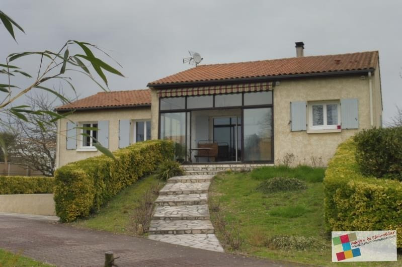 Investment property house / villa Meschers sur gironde 341250€ - Picture 1