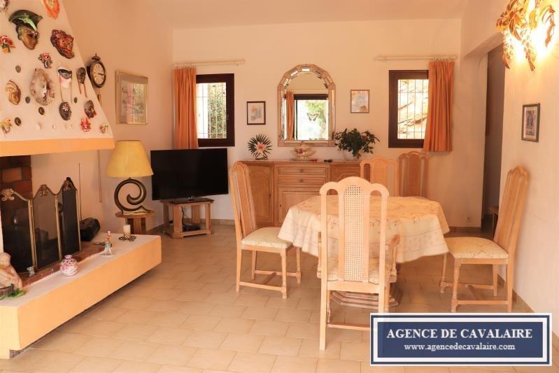 Vente maison / villa Cavalaire sur mer 495000€ - Photo 5