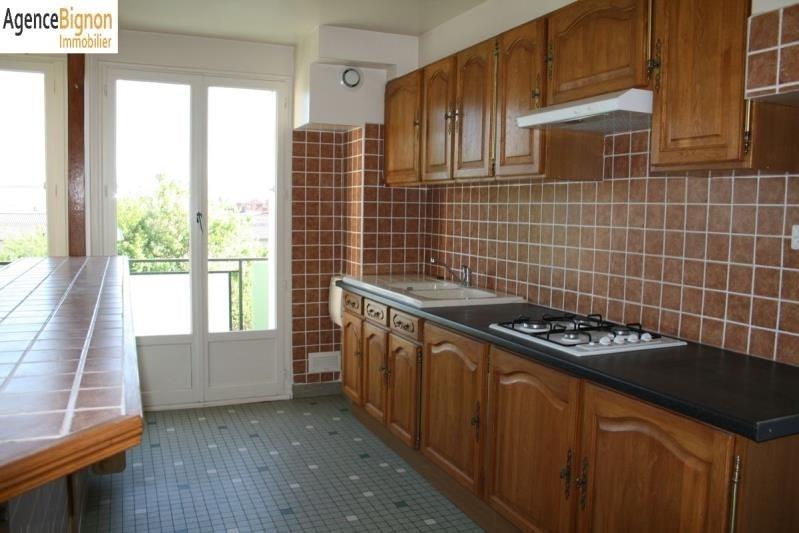 Revenda apartamento Yzeure 91000€ - Fotografia 1