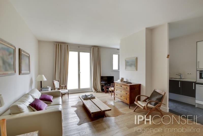 Deluxe sale apartment Neuilly sur seine 1 040 000€ - Picture 1
