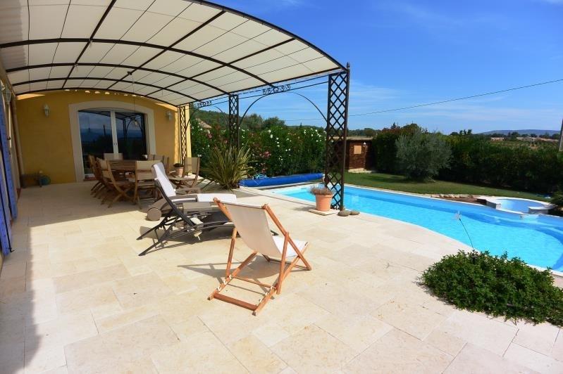 Deluxe sale house / villa Pertuis 717000€ - Picture 8