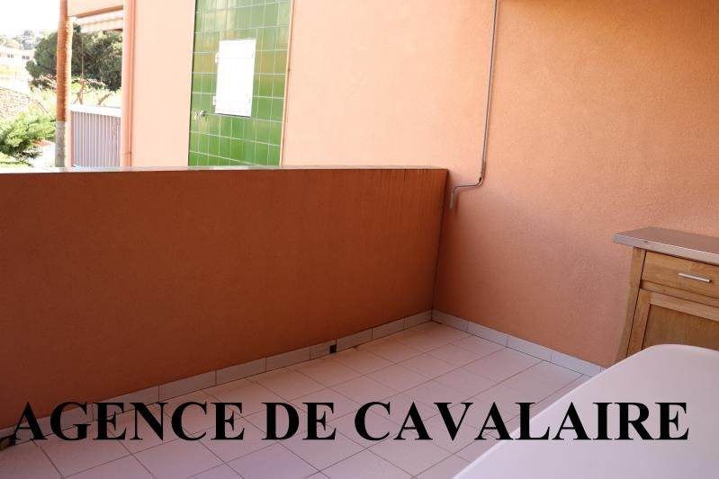Vente appartement Cavalaire sur mer 149 000€ - Photo 1