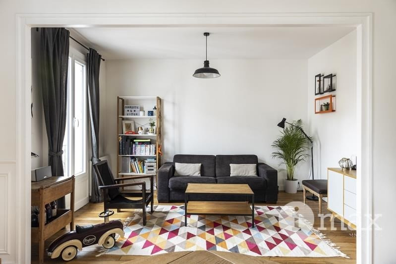 Sale apartment Levallois-perret 675000€ - Picture 1