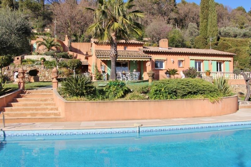 Vente de prestige maison / villa Peymeinade 580000€ - Photo 3