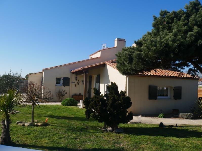 Sale house / villa Jard sur mer 336960€ - Picture 1