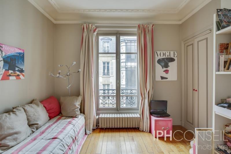 Vente de prestige appartement Paris 16ème 2190000€ - Photo 7