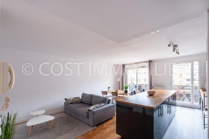 Vente appartement Courbevoie 535 000€ - Photo 1