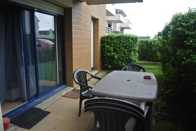 Sale apartment Concarneau 113 400€ - Picture 1