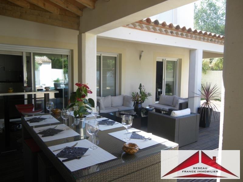 Deluxe sale house / villa La grande motte 1240000€ - Picture 3