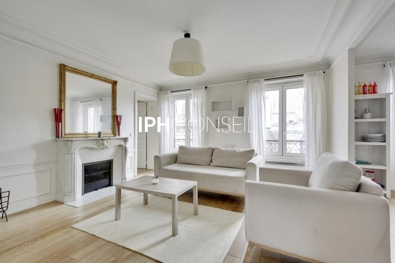 Sale apartment Paris 16ème 989000€ - Picture 2